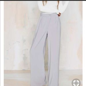 Neon Rose From Nasty Gal Palazzo Pants